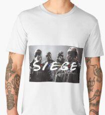 Brittish siege operator reunion Men's Premium T-Shirt
