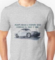 VW a Razors edge Unisex T-Shirt
