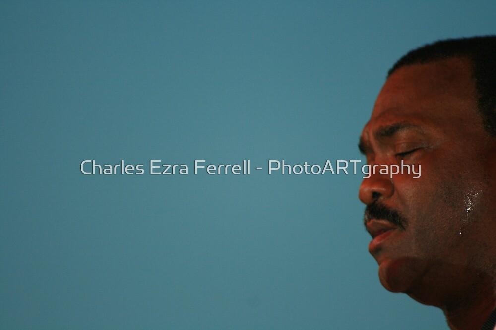 Blue Sky - Ronnie Laws by Charles Ezra Ferrell - PhotoARTgraphy