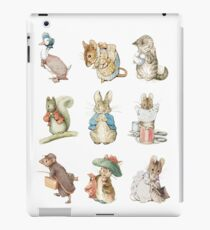Beatrix potter iPad Case/Skin