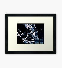 Dexter Gordon Framed Print
