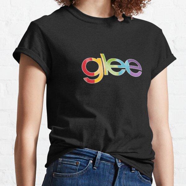 Glee logo colors Classic T-Shirt