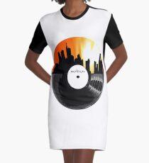 Motown Graphic T-Shirt Dress