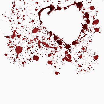 Heart Break & Blood Spilled by GiggleSnorts