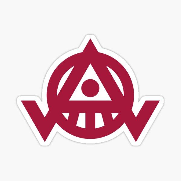 Logo Annaki - Splatoon 2 Sticker