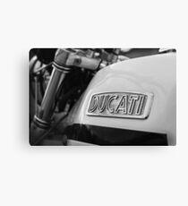 Classic Ducati Canvas Print