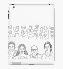 Seinfeld iPad Case/Skin