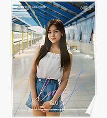 Gfriend (여자친구) Summer Rain (여름비) - Umji (엄지) Poster