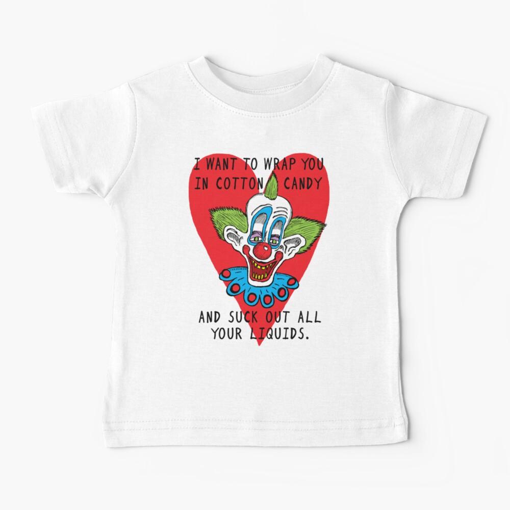 Killer Klown Love Baby T-Shirt