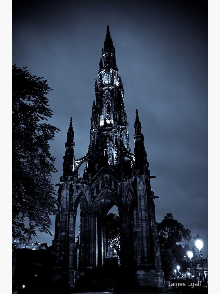 Gothic Rocketship by corwin
