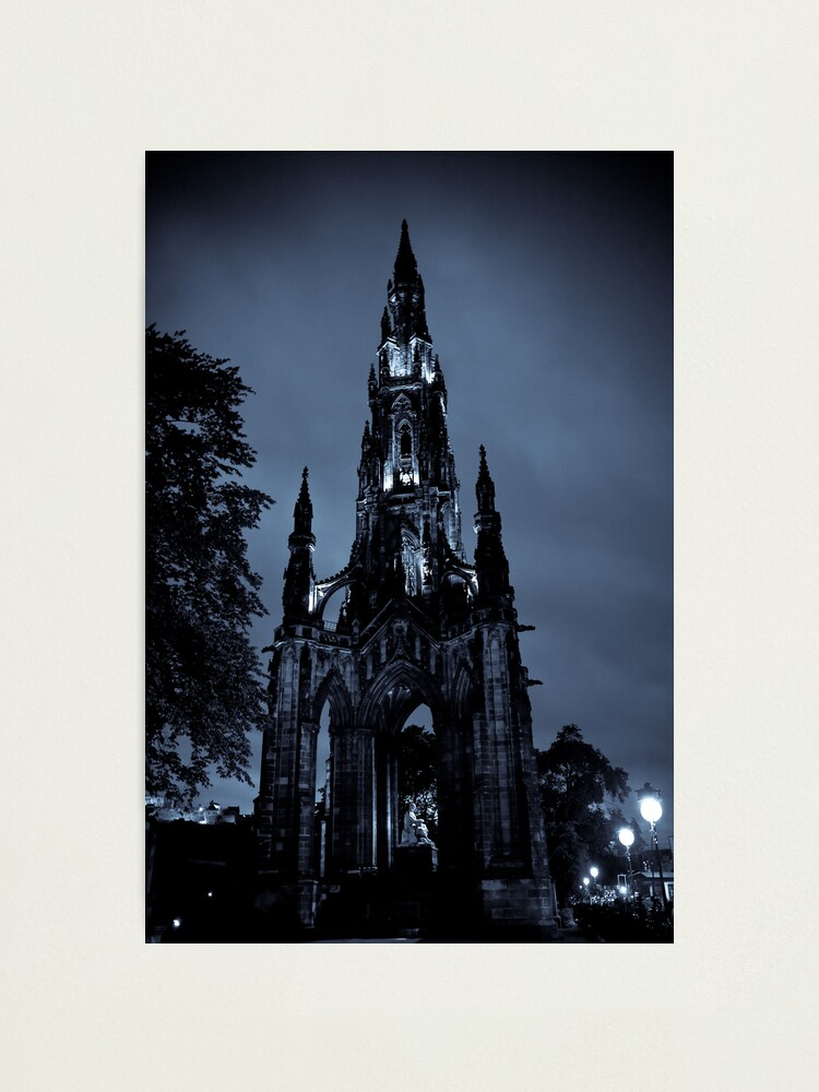 Alternate view of Gothic Rocketship Photographic Print