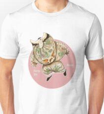 J is for Jiang Shi Jiaozi Unisex T-Shirt