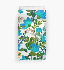 Blue #redbubble #decor #buyart Duvet Cover