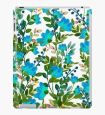 Blue #redbubble #decor #buyart iPad Case/Skin