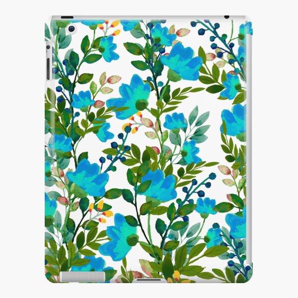 Blau #redbubble #decor #buyart iPad – Leichte Hülle