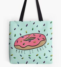 Make It Rain Tote Bag