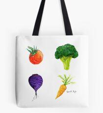 Mixed Veg Tote Bag