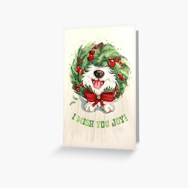 I Wish You Joy! Greeting Card