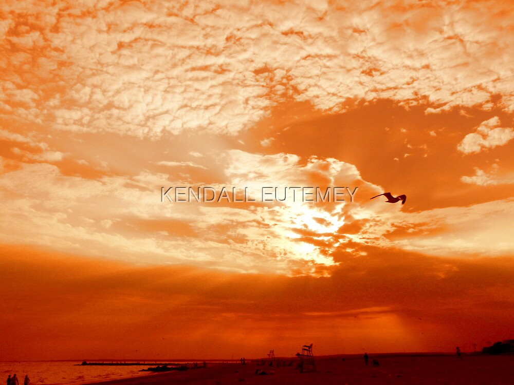 WIND BENEATH MY WINGS by KENDALL EUTEMEY