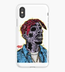 2Pac Infected  iPhone Case/Skin