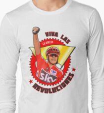 Viva Las Revoluciones - Chris Froome La Vuelta T-Shirt