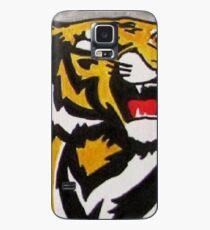 Tiger Hülle & Klebefolie für Samsung Galaxy