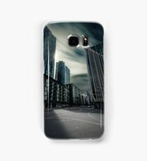 Melbourne Docklands Samsung Galaxy Case/Skin