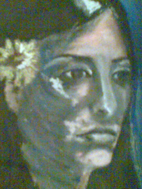 my painting of my lovely sister by noa1