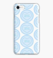 A Dream is a Wish Your Heart Makes - Princess Heart iPhone Case/Skin