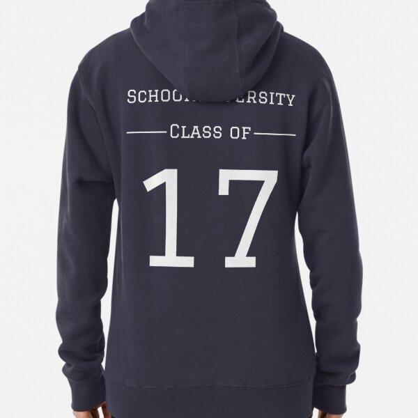 Schoonerversity - Class of 17 Pullover Hoodie