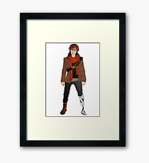 Modern Hiccup Framed Print