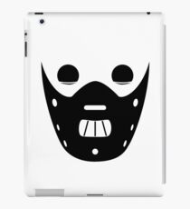 The Silence of the Lambs - Dr. Hannibal Lecter face iPad Case/Skin