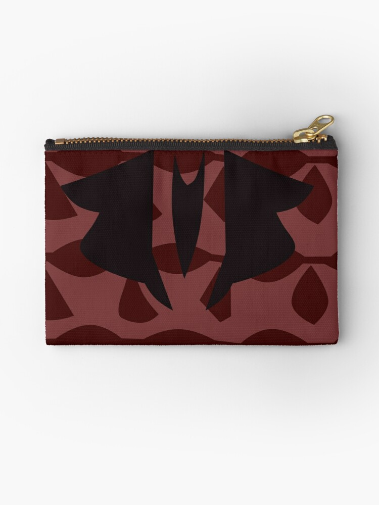 Runescape Dragon Armour Studio Pouches By Lindasdesign Redbubble