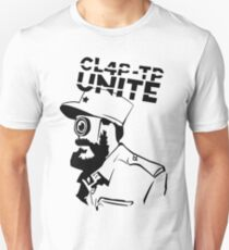 ClapTrap Fidel Castro - Borderlands (New Robot Revolution) Unisex T-Shirt