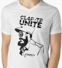 ClapTrap Fidel Castro - Borderlands (New Robot Revolution) T-Shirt