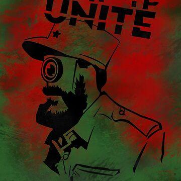ClapTrap Fidel Castro - Borderlands (New Robot Revolution) by LukeSimms