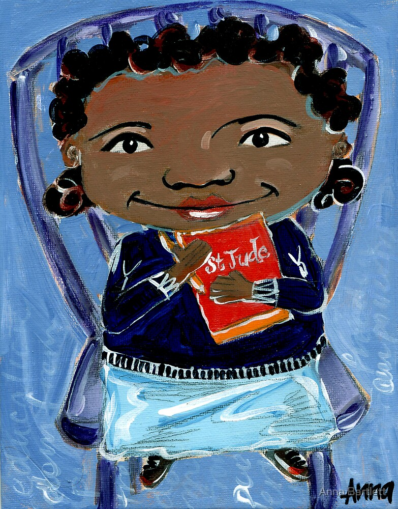 St Jude's Girl by Anna Bartlett