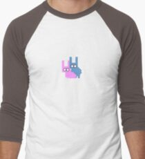 Bunny Love Men's Baseball ¾ T-Shirt