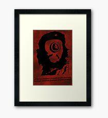 ClapTrap Che Guevara - Borderlands (New Robot Revolution) Framed Print