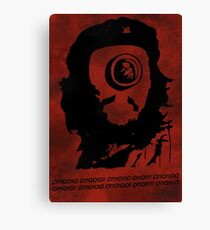 ClapTrap Che Guevara - Borderlands (New Robot Revolution) Canvas Print