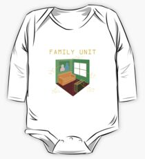 Family Unit One Piece - Long Sleeve