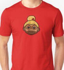Troll manbunn Slim Fit T-Shirt