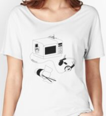 Steins;Gate - Minimal Phonewave Women's Relaxed Fit T-Shirt