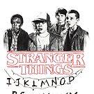 Stranger things by Baser