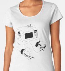 Steins;Gate - Minimal Phonewave Women's Premium T-Shirt