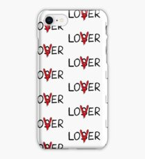 LOVER (the losers club) iPhone Case/Skin
