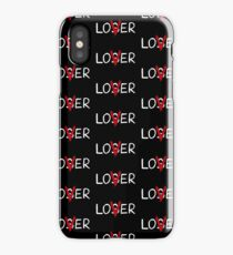 LOVER (the loser club) 2 iPhone Case/Skin