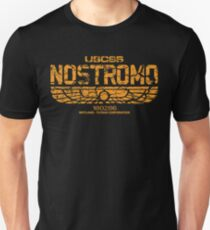 USCSS NOSTROMO LOGO T-Shirt
