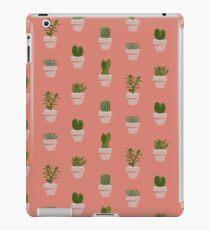 Cacti & Succulent  iPad Case/Skin