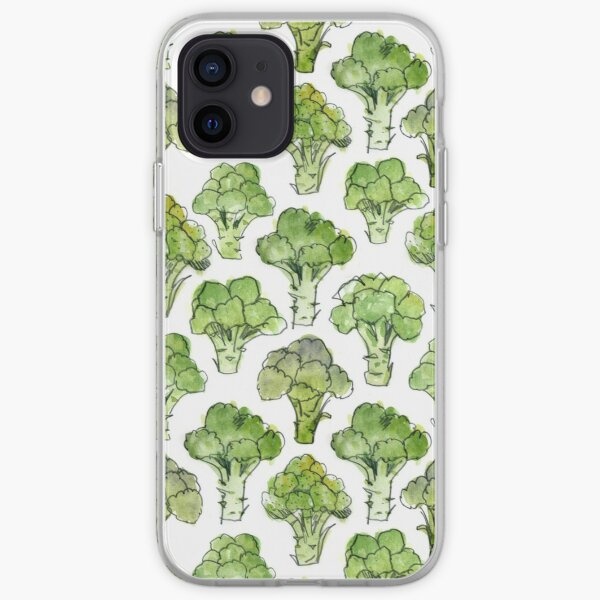 Broccoli - Formal iPhone Soft Case